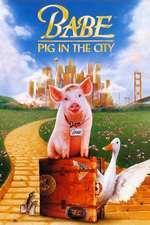Babe: Pig in the City - Noile aventuri ale lui Babe în oraș (1998) - filme online