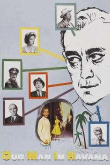Our Man in Havana - Omul nostru din Havana (1959) - filme online