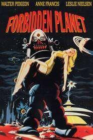 Forbidden Planet (1956) - filme online gratis