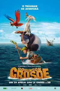 Robinson Crusoe – The Wild Life (2016) – filme online
