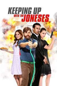 Keeping Up with the Joneses – Spionii din vecini (2016) – filme online hd