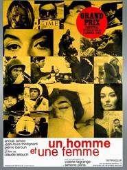Un homme et une femme (1966) - Filme online