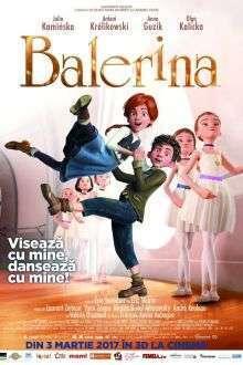 Ballerina (2016) – filme online