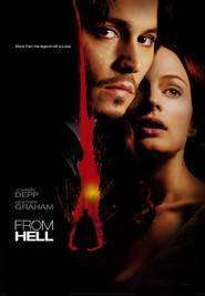 From Hell (2001) - filme online