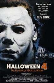 Halloween 4: The Return of Michael Myers (1988) - filme online