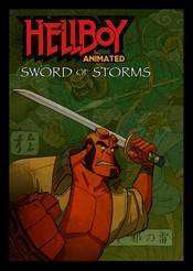 Hellboy Animated: Sword of Storms (2006) - filme online