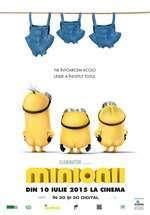 Minions - Minionii (2015) - filme online