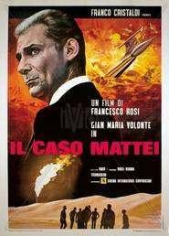Il Caso Mattei (1972) - filme online