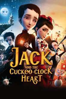 Jack et la mécanique du coeur – Jack and the Cuckoo-Clock Heart (2013) – filme online
