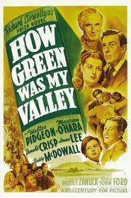 How Green Was My Valley (1941) - filme online