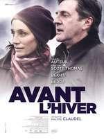 Avant l'hiver (2013) - filme online
