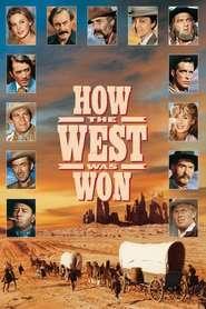 How the West Was Won – Cum a fost cucerit vestul (1962) – filme online