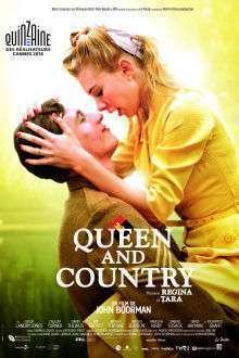 Queen and Country - Pentru regină și țară (2014) - filme online hd