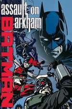 Batman: Assault on Arkham (2014) - filme online