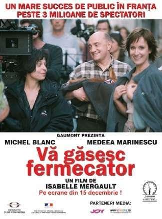 Je vous trouve très beau - Vă găsesc fermecător (2005) - filme online