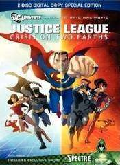 Justice League: Crisis on Two Earths (2010) - Filme online gratis subtitrate in romana