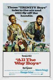 All the Way Boys (1972) - Filme online
