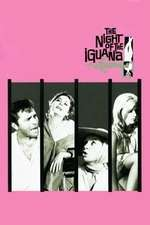 The Night of the Iguana - Noaptea iguanei (1964) - filme online