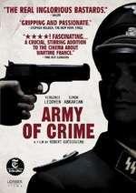L'armée du crime - Armata crimei (2009) - filme online