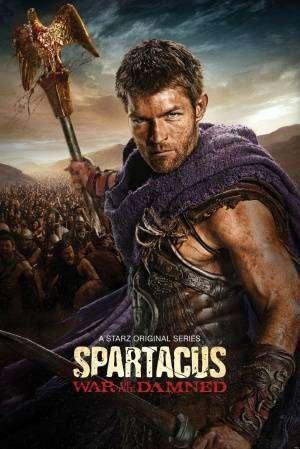 Spartacus: Războiul Damnaților (2013) - Serial TV