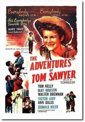 The Adventures of Tom Sawyer (1938) - filme online