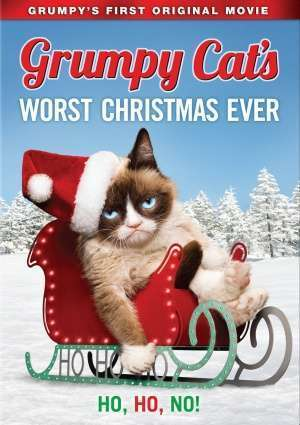 Grumpy Cat's Worst Christmas Ever (2014) – filme online