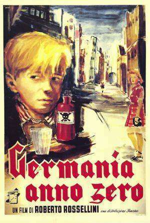 Germania anno zero – Germania în anul zero (1948) – filme online
