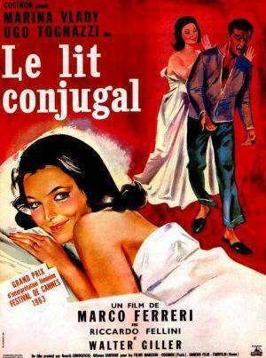 Patul conjugal (1963) - filme online