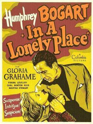 In a Lonely Place - Intr-un loc singuratic (1950)