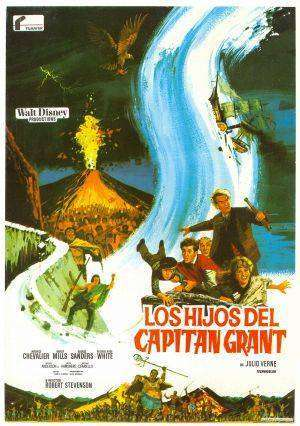 Copiii capitanului Grant ( 1962 ) - filme online