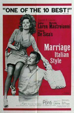 Matrimonio all'italiana (1964) - Casatorie in stil italian - filme online