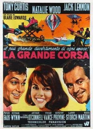 The Great Race (1965) - Marea cursa - filme online