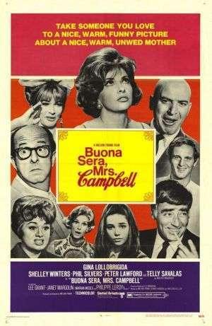 Bună seara, doamnă Campbell (1968) - filme online