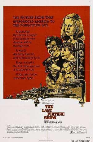 The Last Picture Show (1971) - filme online