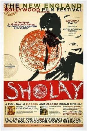Sholay – Tăciuni aprinşi (1975)  – filme online