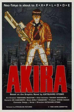 Akira (1988) - filme online