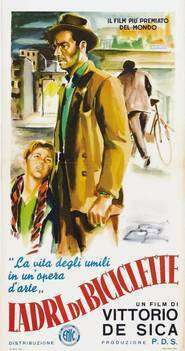 Filme online clasice: Bicycle Thieves - Hotii de biciclete (1948)