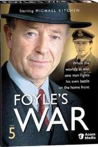 Foyle's War - Războiul lui Foyle (2002) Serial TV - Sezonul 01