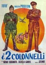I due colonnelli - Doi colonei (1962) - filme online