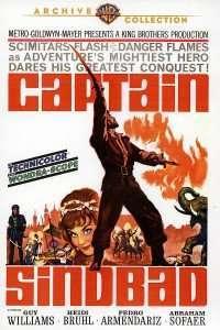 Captain Sindbad (1963) – filme online