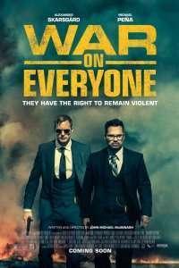 War on Everyone (2016) – filme online