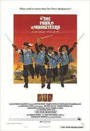 The Four Musketeers (1974) - filme online