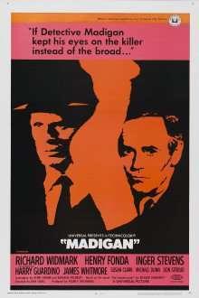 Madigan (1968) – filme online subtitrate