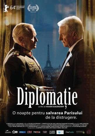Diplomatie – Diplomație (2014) – filme online