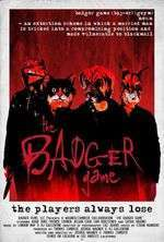 The Badger Game (2014) – filme online