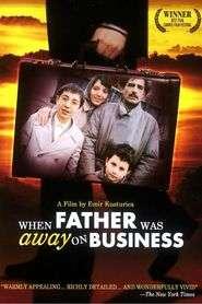 Otac na sluzbenom putu - Tata în călătorie de serviciu (1985) - filme online