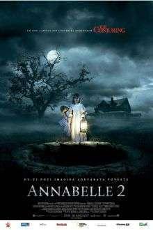 Annabelle: Creation – Annabelle 2 (2017) – filme online