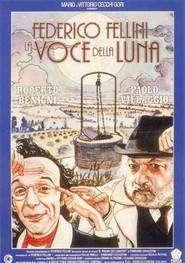 La voce della luna (1990) - filme online