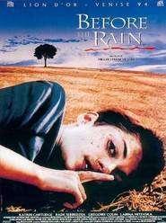 Before the Rain (1994) - filme online gratis