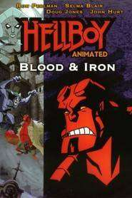 Hellboy Animated: Blood and Iron (2007) - filme online